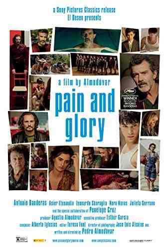 دانلود فیلم خانوادگی Pain and Glory 2019 درد و شکوه دوبله فارسی