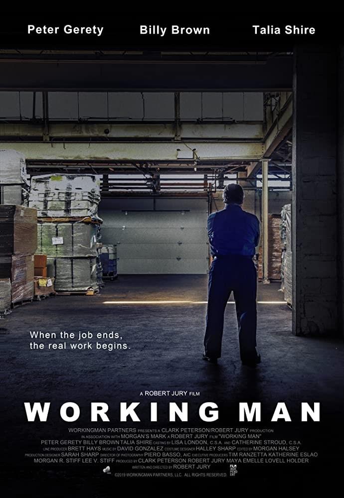 دانلود فیلم درام Working Man 2019 مرد کاری