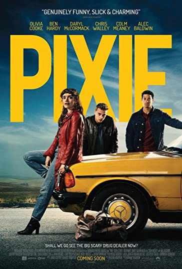 دانلود فیلم کمدی Pixie 2020 پیکسی دوبله فارسی