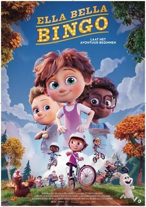 دانلود انیمیشن Ella Bella Bingo 2020 الا بلا بینگو