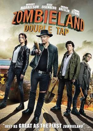 دانلود فیلم Zombieland: Double Tap 2019 سرزمین زامبی ها: شلیک نهایی