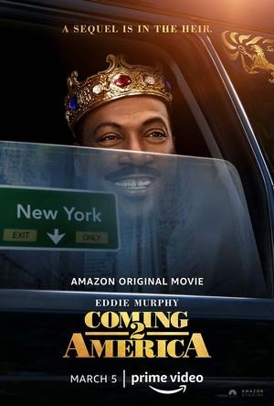 دانلود فیلم Coming 2 America2021 سفر به آمریکا 2