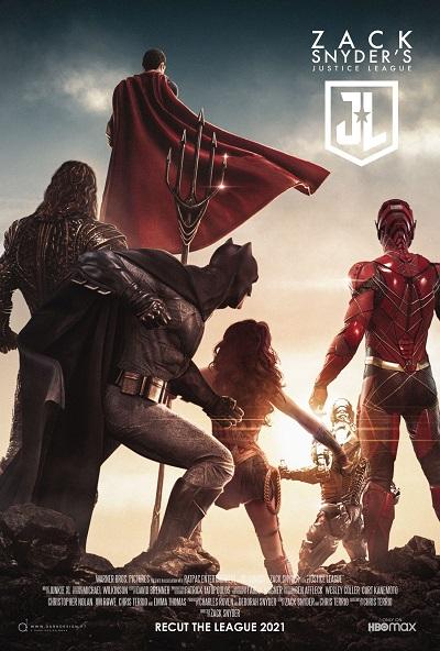 دانلود فیلم اکشن Zack Snyder's Justice League 2021 لیگ عدالت زک اسنایدر