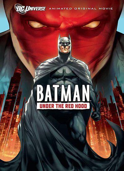 دانلود انیمیشن بتمن: زیر شنل قرمز دوبله فارسی Batman: Under the Red Hood 2010