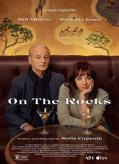 دانلود فیلم نوشیدنی با یخ دوبله فارسی On the Rocks 2020