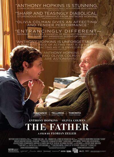 دانلود فیلم پدر The Father 2021