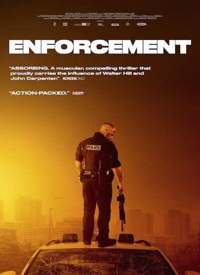 دانلود فیلم اجرای قانون دوبله فارسی Enforcement 2021
