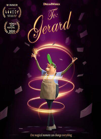 دانلود انیمیشن به: جرارد To: Gerard 2020 دوبله فارسی