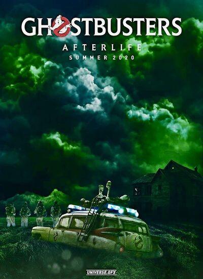 دانلود فیلم شکارچیان روح افترلایف Ghostbusters Afterlife 2021