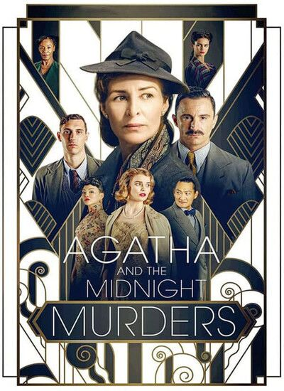 دانلود فیلم Agatha and the Midnight Murders 2021