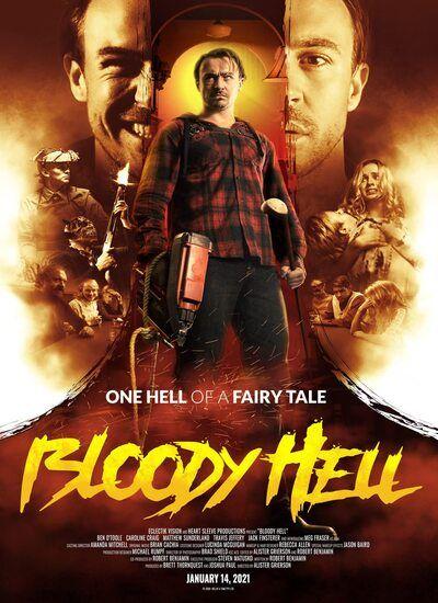 دانلود فیلم جهنم خونین Bloody Hell 2021