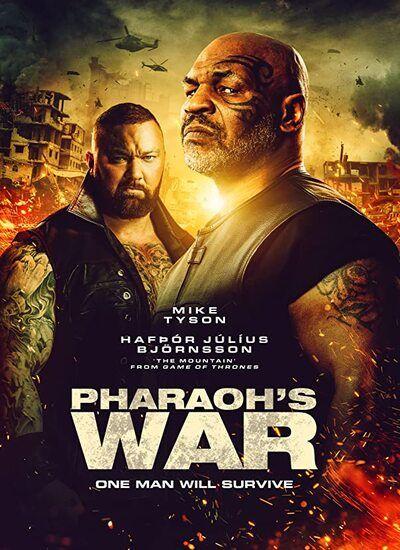 دانلود فیلم حمله فرعون Pharaoh's War 2019 با زیرنویس فارسی