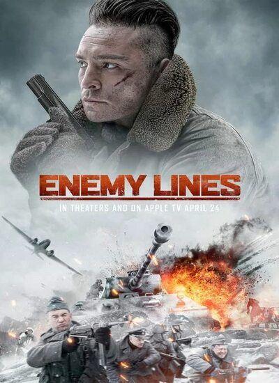 دانلود فیلم خطوط دشمن Enemy Lines 2020 با زیرنویس فارسی چسبیده