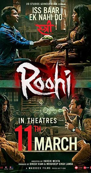 دانلود فیلم هندی Roohi 2021 روحی با زیرنویس فارسی