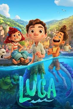 دانلود انیمیشن لوکا با دوبله فارسی Luca 2021