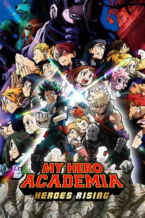 دانلود انیمیشن 2020 My Hero Academia: Heroes Rising دوبله فارسی