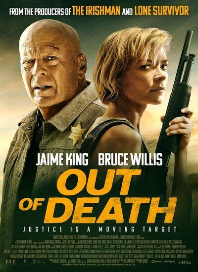دانلود فیلم Out of Death 2021 نجات از مرگ با زیرنویس فارسی چسبیده
