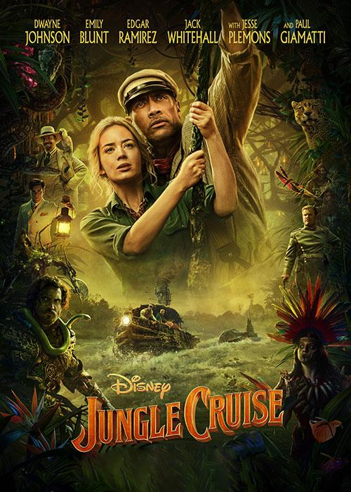 دانلود فیلم گشت و گذار در جنگل Jungle Cruise 2021