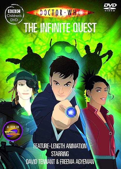 دانلود انیمیشن دکتر هو Doctor Who: The Infinite Quest 2007