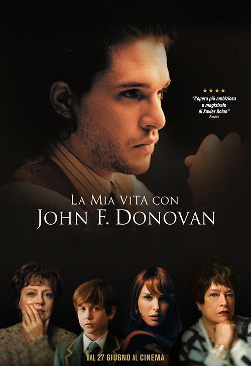 دانلود فیلم The Death & Life of John F. Donovan 2018