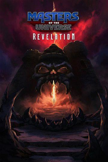 دانلود انیمیشن Masters of the Universe: Revelation 2021