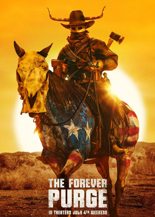 دانلود فیلم پاکسازی ابدی The Forever Purge 2021