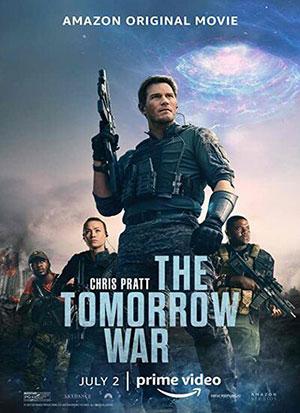 دانلود فیلم جنگ فردا The Tomorrow War 2021 با زیرنویس فارسی