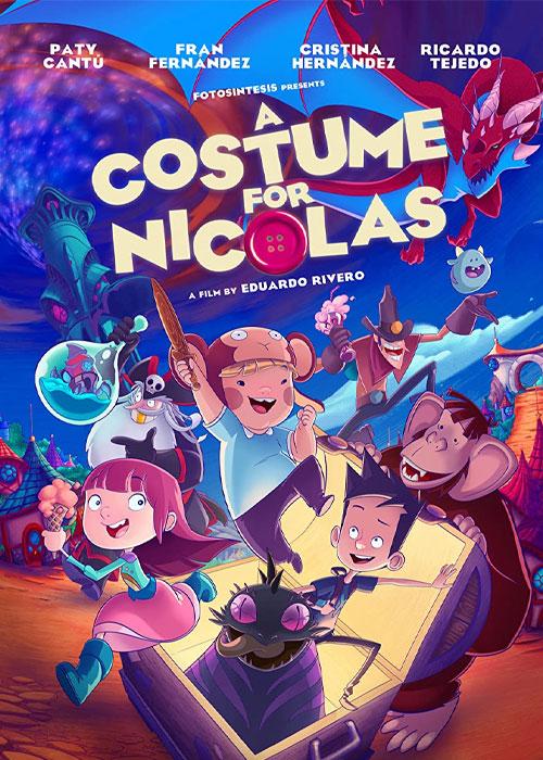 دانلود انیمیشن A Costume for Nicholas 2020