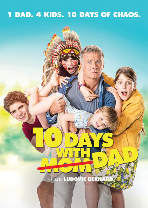 دانلود فیلم ۱۰ روز با پدر Ten 10 Days with Dad 2020