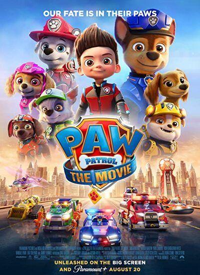 دانلود انیمیشن سگ های نگهبان Paw Patrol: The Movie 2021