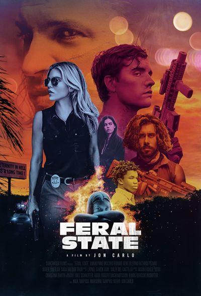 دانلود فیلم شرایط حیوانی Feral State 2020