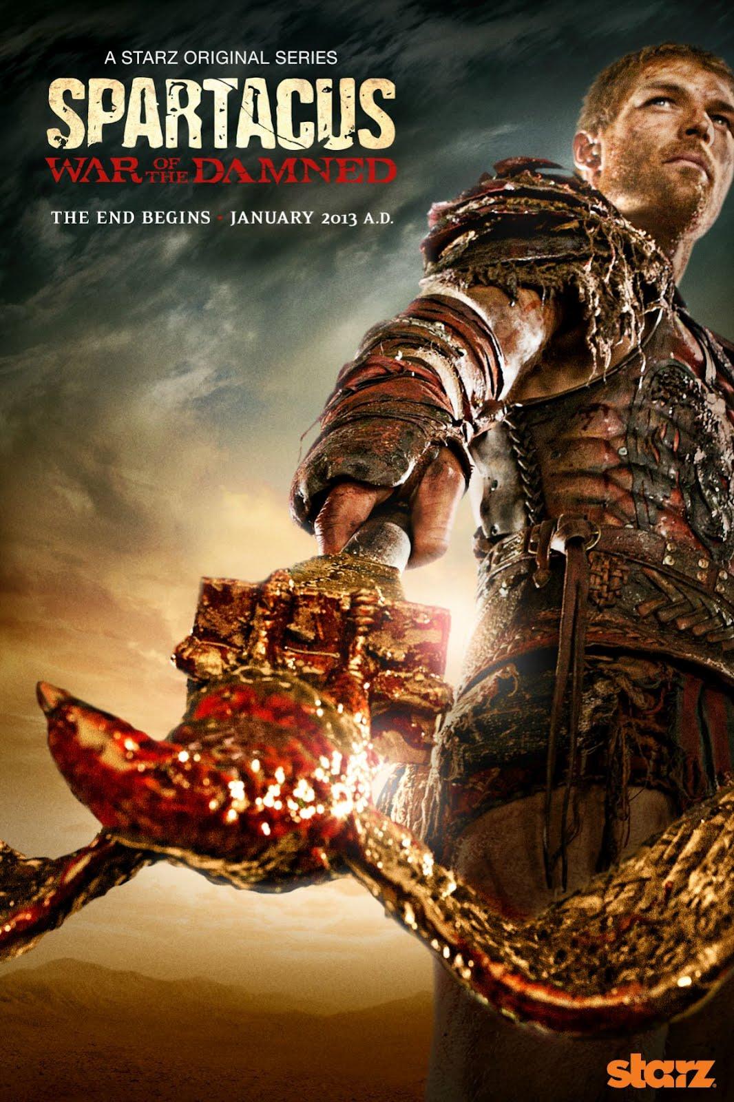 دانلود سریال Spartacus