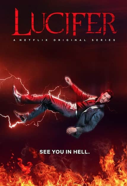 دانلود سریال Lucifer لوسیفر بازیرنویس فارسی چسبیده