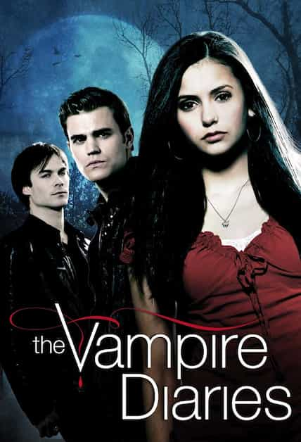 دانلود سریال خاطرات خون آشام The Vampire Diaries