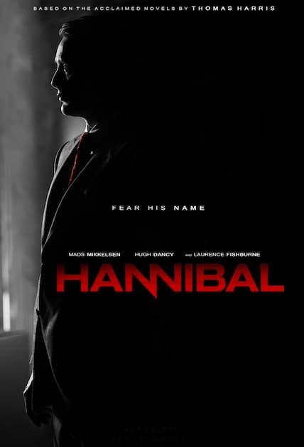 دانلود سریال هانیبال Hannibal با زیرنویس فارسی