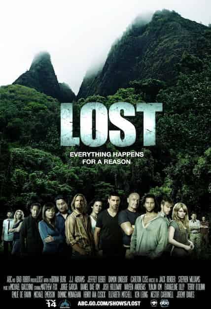 دانلود سریال گمشده Lost با زیرنویس فارسی