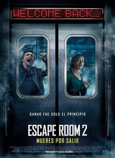 دانلود فیلم اتاق فرار 2 Escape Room: Tournament of Champions 2021