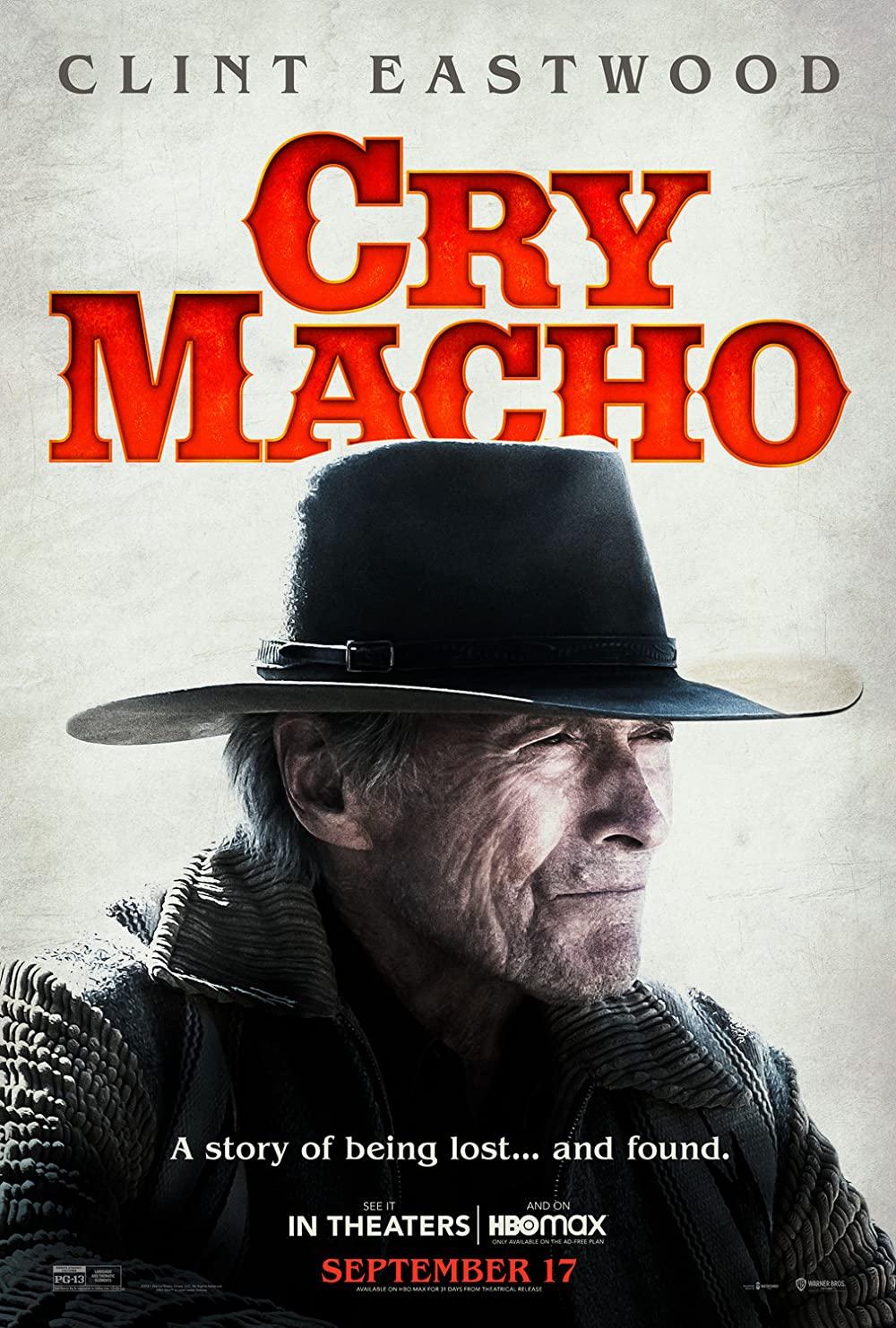 دانلود فیلم گریه کن ماچو Cry Macho 2021