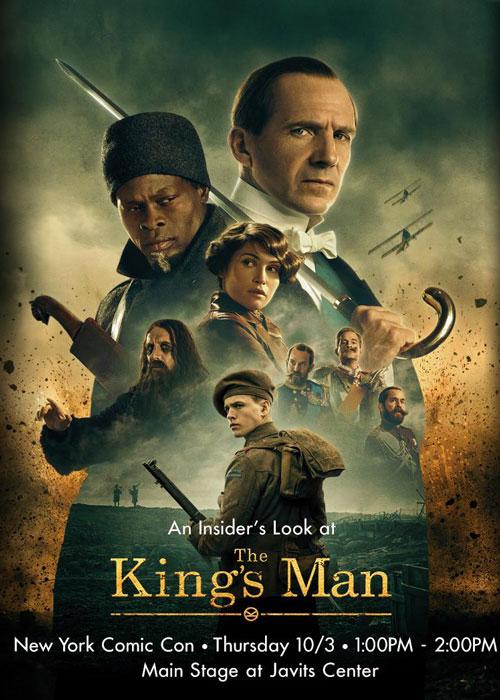 دانلود فیلم کینگزمن The King's Man 2021