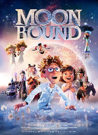 دانلود انیمیشن مونباند Moonbound 2021