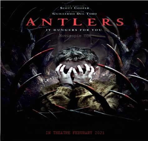 دانلود فیلم شاخ ها Antlers 2021