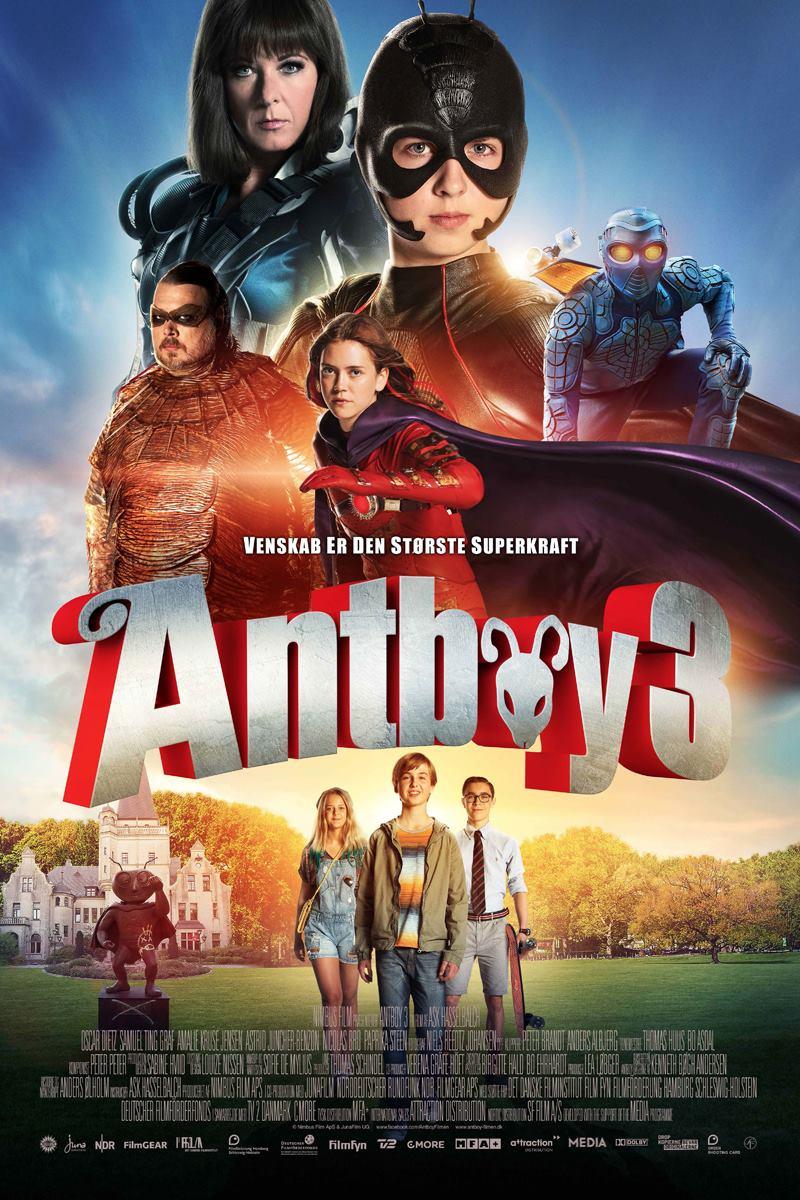 دانلود فیلم پسر مورچه ای ۳ با زیرنویس فارسی Antboy 3 2016