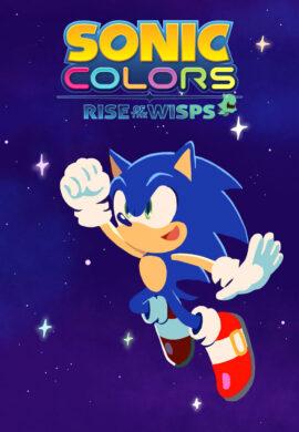 دانلود انیمیشن Sonic Colors: Rise of the Wisps 2021