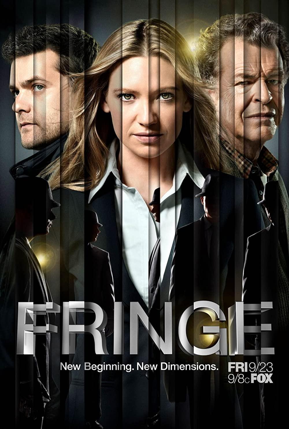 دانلود سریال Fringe فرینج