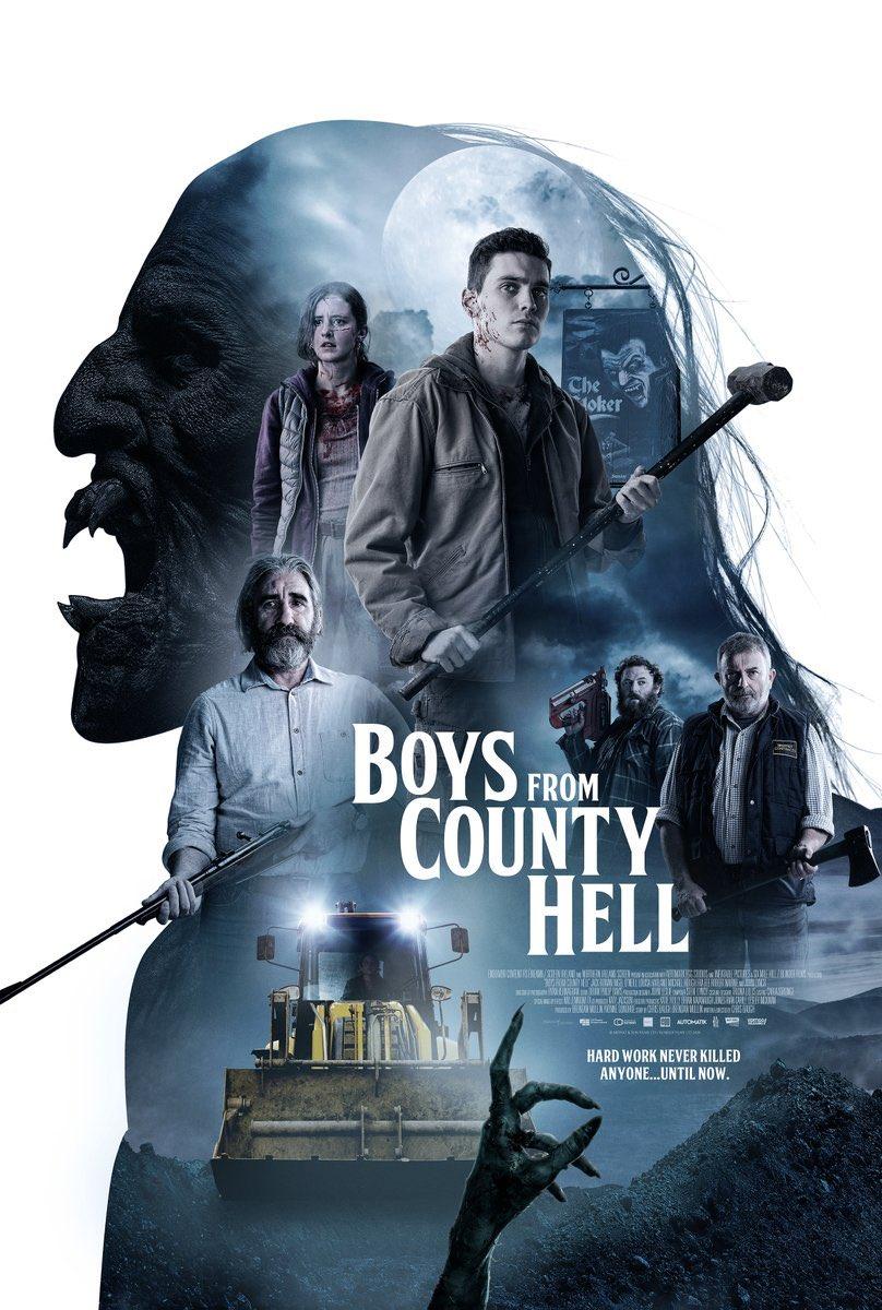 دانلود فیلم پسران شهر جهنمی Boys from County Hell 2020