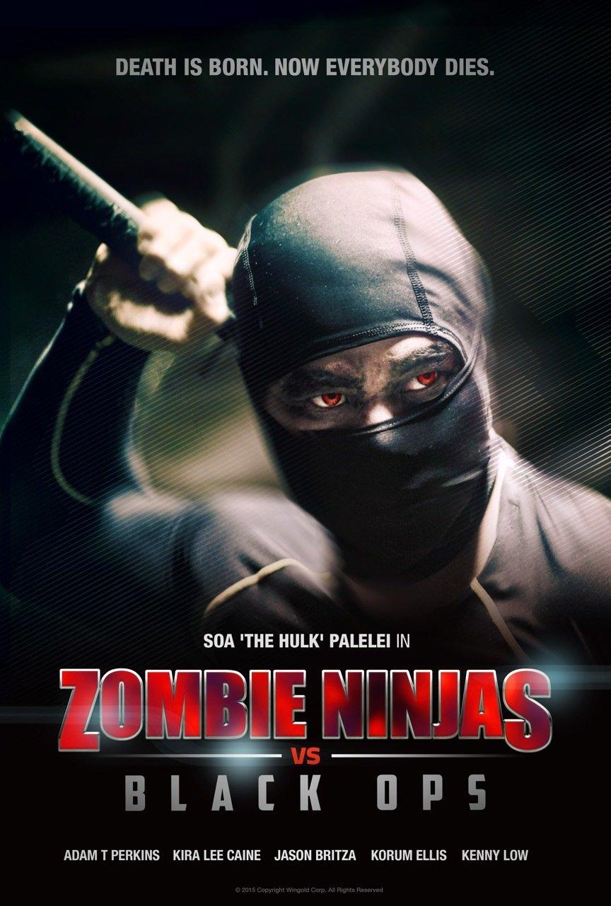 دانلود فیلم Zombie Ninjas vs Black Ops 2015