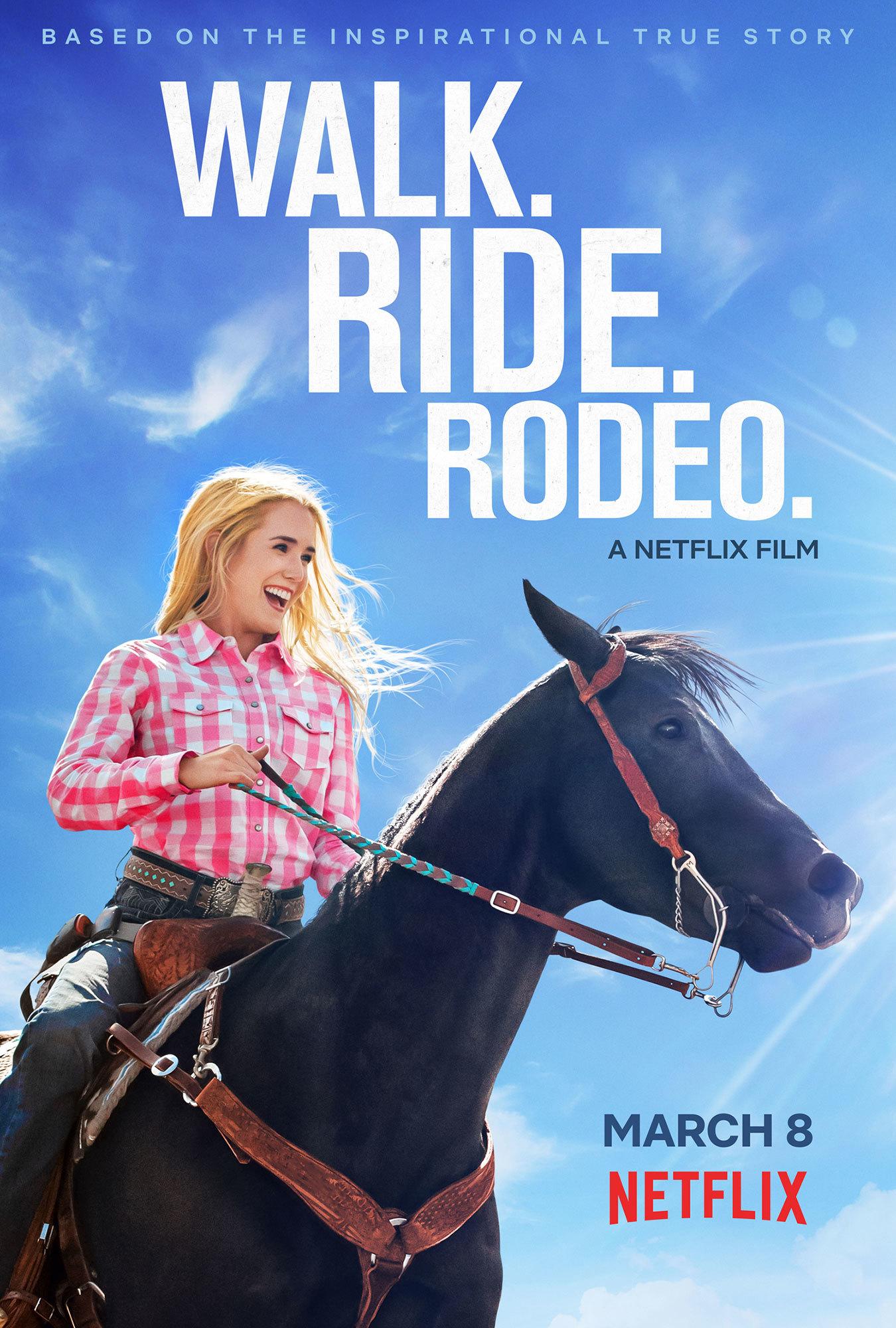 دانلود فیلم راه برو، بران، رودئو Walk. Ride. Rodeo. 2019