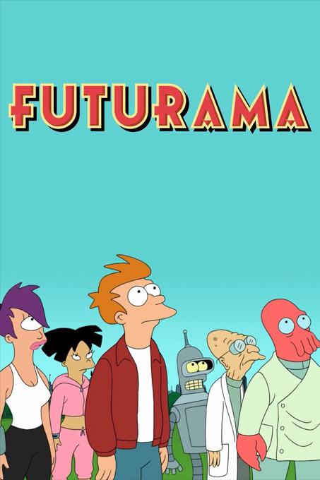 دانلود انیمیشن سریالی فیوچراما Futurama