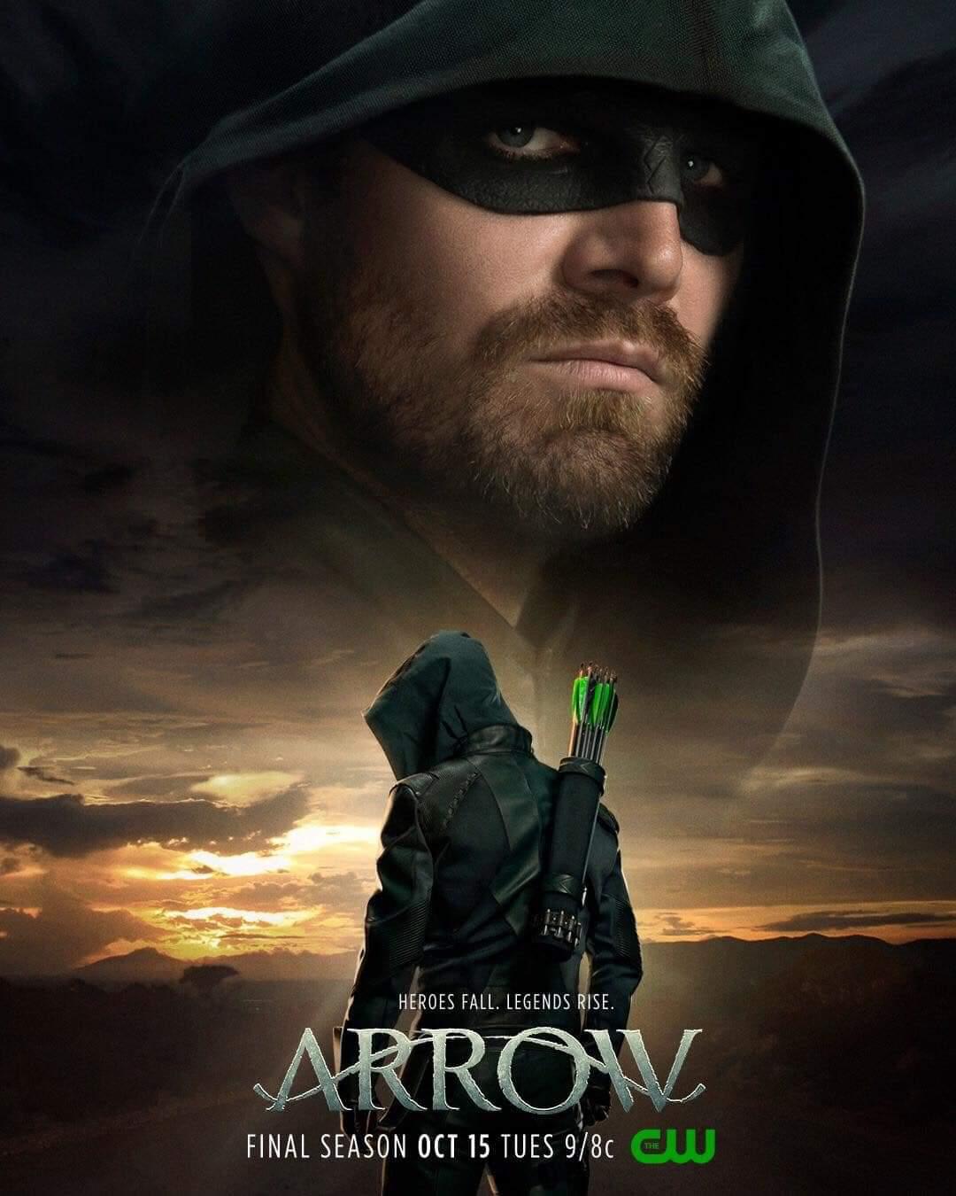 دانلود سریال کماندار Arrow