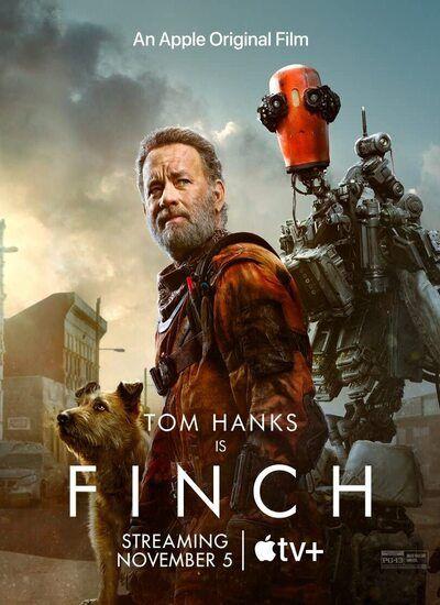 دانلود فیلم فینچ Finch 2021